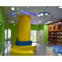 南宁办公室装修设计定制,高冷的空间也能迸发出激情的斗志