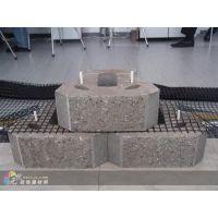山东特卖 自嵌式挡土墙砌块 连锁护坡砖 舒布洛克砖等