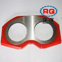 泵车配件厂家直销大象泵车配件眼镜板切割环 三一 中联泵车配件