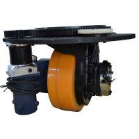上海布路托进口意大利卧式驱动轮 -大众AGV驱动轮-叉车行走系配件舵轮