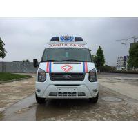 国五福特V348救护车5780×2000×2590整体医疗柜