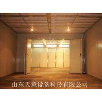 天意推荐 家具烤漆房 环保家具烤漆房 厂家直销 质量保证