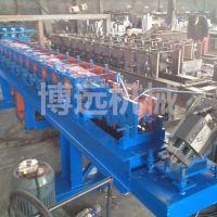 大棚骨架卡槽机卡膜槽设备 博远机械制造厂