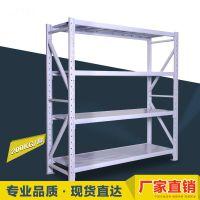 深圳货架厂家直供200kg/层轻型货架 坚固耐用 您的优选 龙一