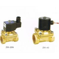 二位二通直动式电磁阀ZW-10 ZW-15 ZW-20 ZW-25 ZW-32 ZW-40 ZW-5