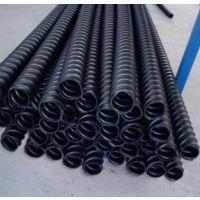 供甘肃陇西塑料波纹管和天水碳素波纹管厂家