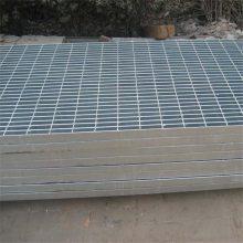 钢格栅盖板 下水道盖板尺寸 格栅板哪家好