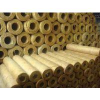 厂家直销岩棉管,管道保温用岩棉管低价促销
