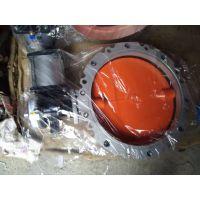 DN300气动阀门搅拌机水泥称量专用气动蝶阀厂家直销