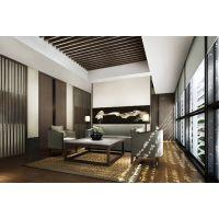 达州现代化酒店装修设计—水木源创装饰