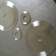 德裕宝波纹管切管机刀片110x40x1.5纸管分切机刀片材质:9CrSi