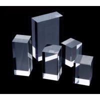 水晶方块展台有机玻璃陈列架饰品展示架