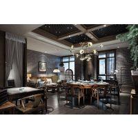 武昌酒店装修价格、餐厅装修设计效果图、武汉人都找首艺