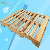 通河实木托盘 加厚实木周转叉板木松木卡板 上海木托盘
