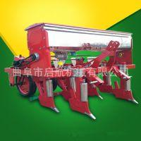 旱稻精量宽幅播种机 拖拉机悬挂式白萝卜精播机 小颗粒草粒播种机