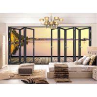 佛山美多裕门窗直销铝合金门窗 定制重型大折叠门 隔音隔热