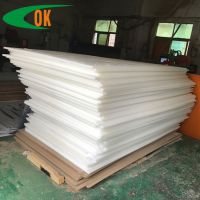 耐酸碱PP板加工定制尺寸 厂家生产3-150mm厚度PP板可来图切割雕刻