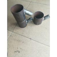 供应消防管件碳钢Q235焊接异型三通,大小头,弯头,弯管