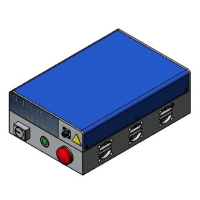 1550nm脉冲光纤激光器