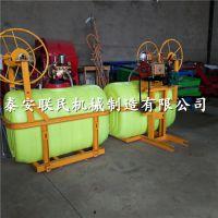泰安联民四轮悬挂式喷杆式农作物喷雾机