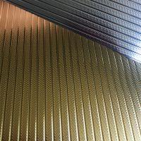 窗帘杆包金纸/金色PVC贴纸/压纹贴纸