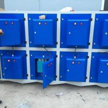 四川定制低温等离子油烟净化器 静电油烟净化器的价格