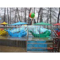 龙之盈游乐供应专业定做自控飞机类游乐设备海豚戏水 LZY-HTXS-065