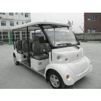 八座观光车 LK08-M可做全封闭,医院工厂摆渡电动车