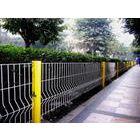 高质量 折弯护栏 小区围栏 H柱配套网片隔离网 鑫隆公司批发