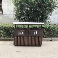 献县鑫建供应户外垃圾桶室外果皮箱 高档奢华酒店花园别墅环卫垃圾桶