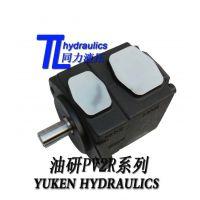 日本油研PV2R1-17-F-RAA-4222单高压定量叶片泵