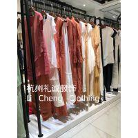 新款北京棉麻系列品牌容子木一线品牌折扣女装批发