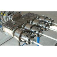 超丰一出二PVC管节能高效穿线管设备、PVC塑料管材挤出机