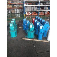 DRG01-D04-53 双作用拨叉气动执行器 大口径阀门气缸 大型气动执行器 大口径球阀气缸
