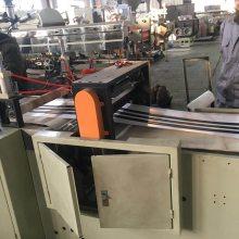 昆山兵仕机械丁腈橡胶阻尼片材生产线_橡胶阻尼片材挤出机