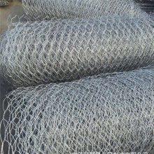 河道石笼网厂家 山坡边沟防护我给 格宾网垫