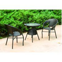 阳台桌椅藤椅茶几三件套客厅户外休闲家具组合室外藤编椅子五件套