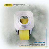 超重型聚氨酯脚轮可定制50吨角轮车准用轮