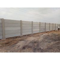 山东水泥围墙、水泥围栏加工定制围墙板抗压强度