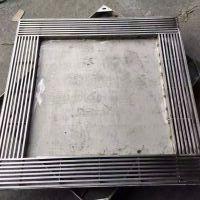 耀恒 消防水池检修口盖板 不锈钢消防水池盖板做法