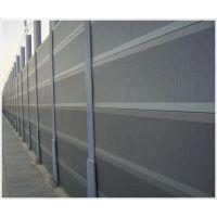 长期供应 高速声屏障 百叶孔或圆孔道路声屏障