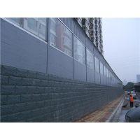 日发专业定制加工公路、铁路声屏障 小区声屏障 隔音墙