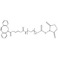 DBCO-PEG-NHS 芃硕生物,主营修饰性PEG,自主研发,强势推出。