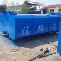 大型移动勾臂箱车可自卸式垃圾箱的市场发展前景