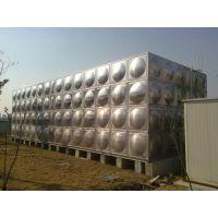 不锈钢水箱供水设备高层供水开封蓝海加工定制