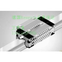 天津供应rexroth德国滚柱直线导轨系统 R185132910力士乐滑块R185142310新概念