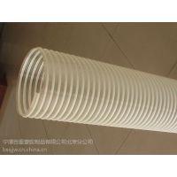百盛内壁平滑输料管 聚氨酯耐磨塑筋管厂家供货