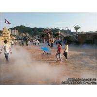 贵州景观喷雾,喷雾方案设计免费,厂家锦胜雾森-环保,人造雾