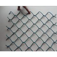 门帘装饰勾花网 球场围栏网 家禽养殖围栏网 菱形勾花网 车间隔离围栏网