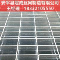 人工焊接钢格板/Q235压焊钢格板生产厂家/冠成